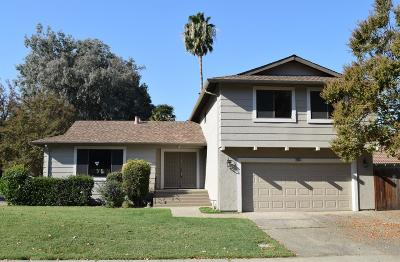 Stockton Single Family Home For Sale: 2565 Michaelangelo Drive