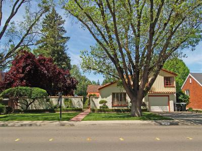 Modesto Single Family Home For Sale: 1005 Sycamore Avenue