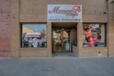 Manteca Commercial For Sale: 134 West Yosemite Avenue