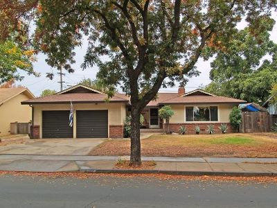 Modesto Single Family Home For Sale: 2205 College Avenue