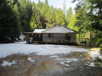Grizzly Flats Single Family Home For Sale: 4800 Creekside Drive