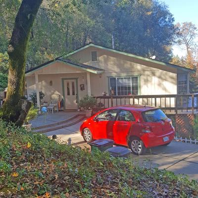 Placerville Single Family Home For Sale: 3415 Suncrest Drive