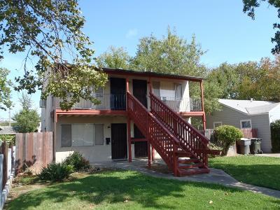 Sacramento Multi Family Home For Sale: 2117 15th Avenue