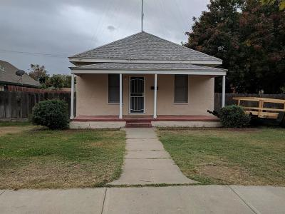 Merced Single Family Home For Sale: 960 West 20th Street