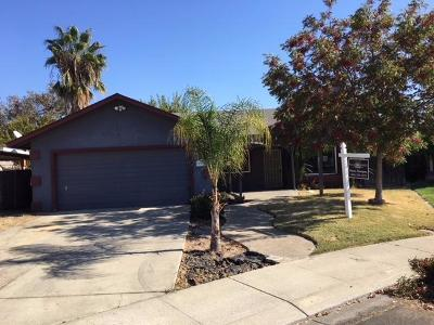 Ceres Single Family Home For Sale: 3932 Sweet Gum Drive