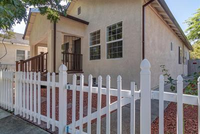 Sacramento Single Family Home For Sale: 2606 Franklin Boulevard