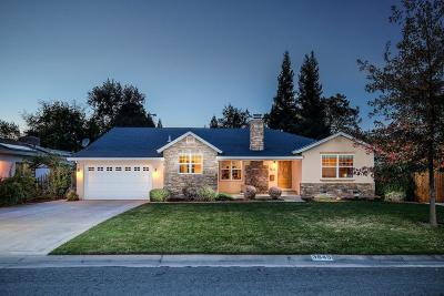 Sacramento Single Family Home For Sale: 3645 Buena Vista Drive