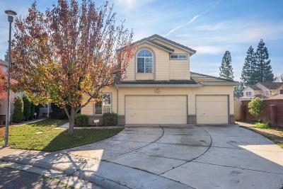 Elk Grove Single Family Home For Sale: 8730 Heathermist Court