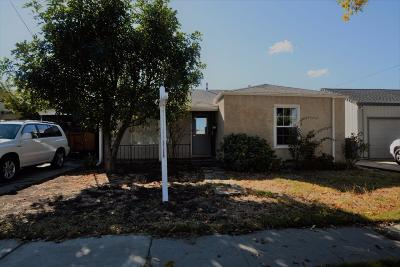 Tracy Single Family Home For Sale: 20 West Whittier Avenue
