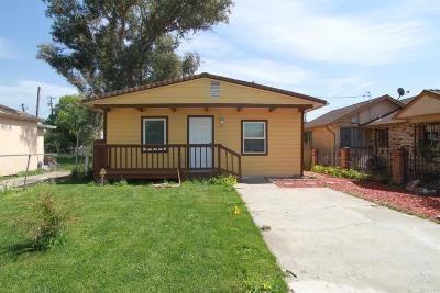 Stockton Single Family Home For Sale: 1036 Sullivan Avenue