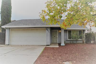 Single Family Home For Sale: 8821 Hillcrest Avenue