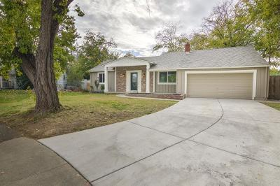 Sacramento Single Family Home For Sale: 4512 Andover Court
