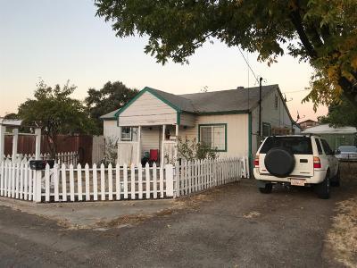Stockton Single Family Home For Sale: 956 South Oro Avenue