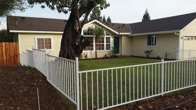 Fair Oaks CA Single Family Home For Sale: $359,000