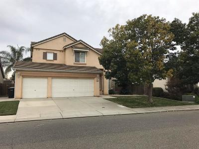 Modesto Single Family Home For Sale: 2304 Steinbeck Drive