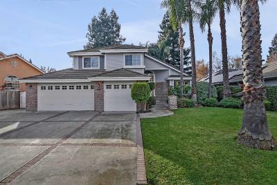 Stockton Single Family Home For Sale: 4056 Glen Abby Circle