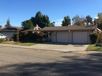 Modesto Single Family Home For Sale: 3312 Alta Way