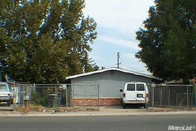 Keyes Multi Family Home For Sale: 5512 7th Street