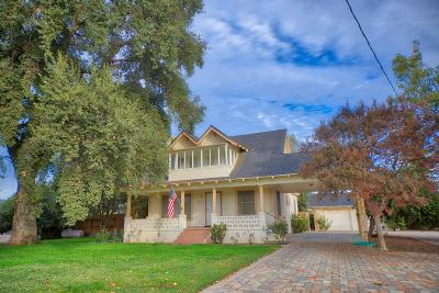 San Joaquin County, Stanislaus County Single Family Home For Sale: 1501 West Grayson Road