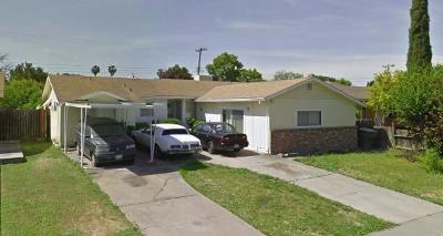 Sacramento Single Family Home For Sale: 2200 Mangrum Avenue