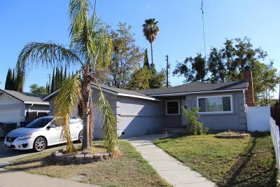 Manteca Single Family Home Active Short Cont.: 430 Eva Drive