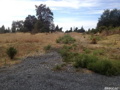 Placer County Residential Lots & Land For Sale: 1161 Oak Ridge Way