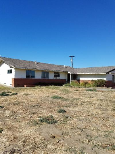Colusa Single Family Home For Sale: 6917 Harbison Road