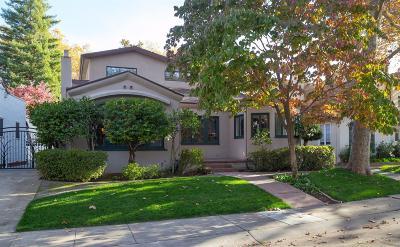 Sacramento Single Family Home For Sale: 389 Santa Ynez Way
