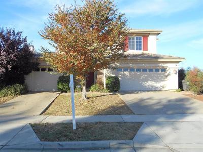 Rancho Cordova Single Family Home For Sale: 11899 Cobble Brook Drive