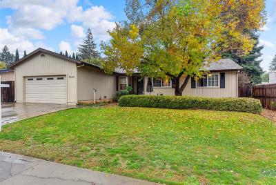 Elk Grove Single Family Home For Sale: 8804 Kelsey Drive