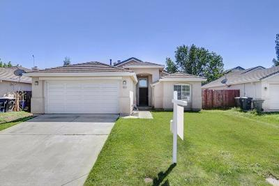Tracy Single Family Home For Sale: 1930 Thomas Dehaven Court