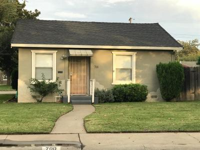 Lodi Multi Family Home For Sale: 214 West Tokay Street