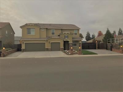 Manteca Single Family Home For Sale: 2309 Pillsbury Road