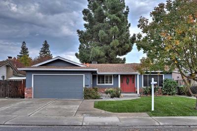 Stockton Single Family Home For Sale: 2247 Dario Circle