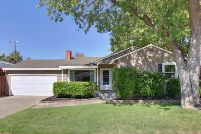 Sacramento Single Family Home For Sale: 6121 19th Avenue