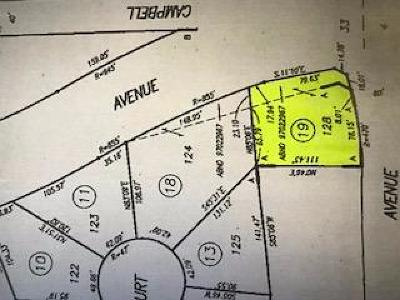 Residential Lots & Land For Sale: 2520 Yosemite Avenue