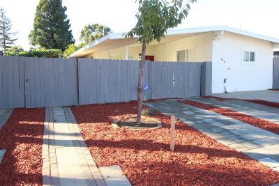 West Sacramento Single Family Home For Sale: 898 Casselman Drive