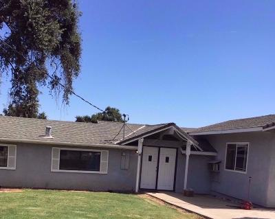 Modesto CA Single Family Home For Sale: $185,000