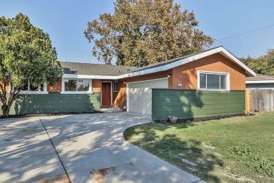 Tracy Single Family Home For Sale: 313 Portola Way