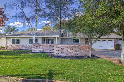 Fair Oaks CA Single Family Home For Sale: $649,000