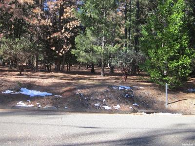 El Dorado County Residential Lots & Land For Sale: 5608 Blue Mountain Drive