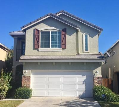 Stockton Single Family Home For Sale: 660 Queensland Circle