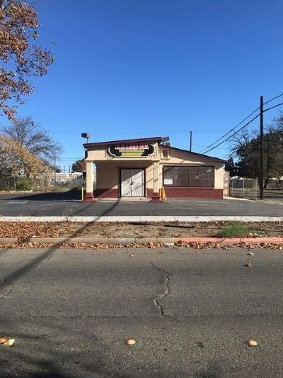 Turlock Commercial For Sale: 701 North Broadway