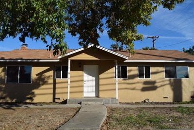 Modesto Single Family Home For Sale: 2100 Conant Avenue