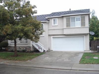 Stockton Single Family Home For Sale: 3691 Hepburn Cir