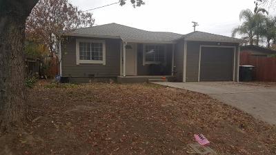 Modesto Single Family Home For Sale: 1701 Tonilane