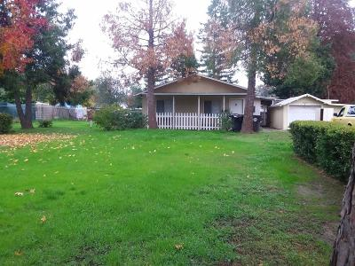 Citrus Heights Single Family Home For Sale: 8108 Mariposa Avenue