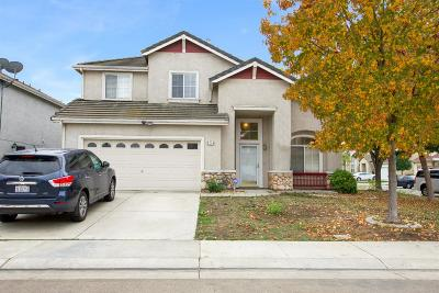 Stockton Single Family Home For Sale: 2114 Picasso Way