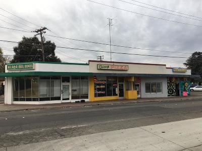 Modesto Commercial For Sale: 415 Burney Street