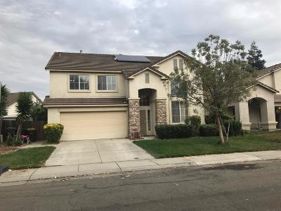 Stockton Single Family Home For Sale: 3604 Tom Lane